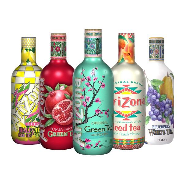 ARIZONA TEA PET 1,5L