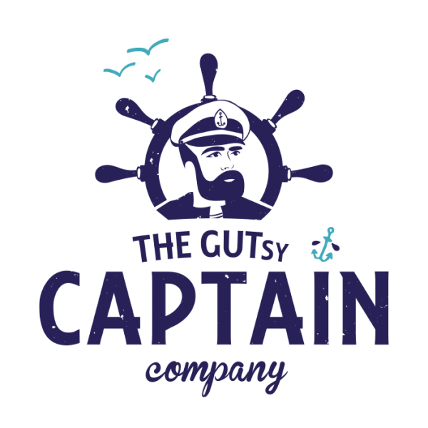 THE GUTSY CAPTAIN